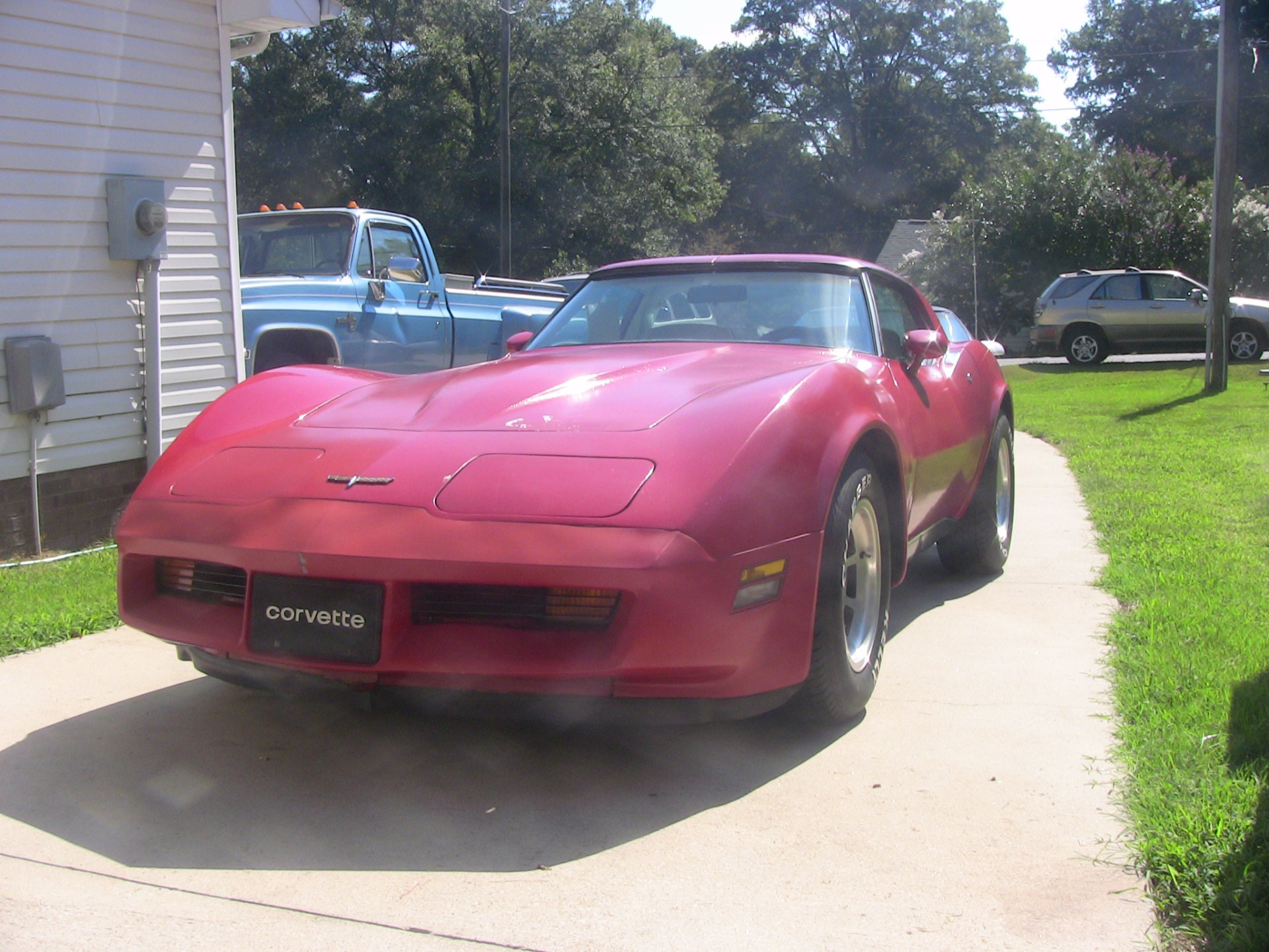 Used 1980 Chevrolet Corvette  43 , For Sale $17500, Call Us: (704) 996-3735
