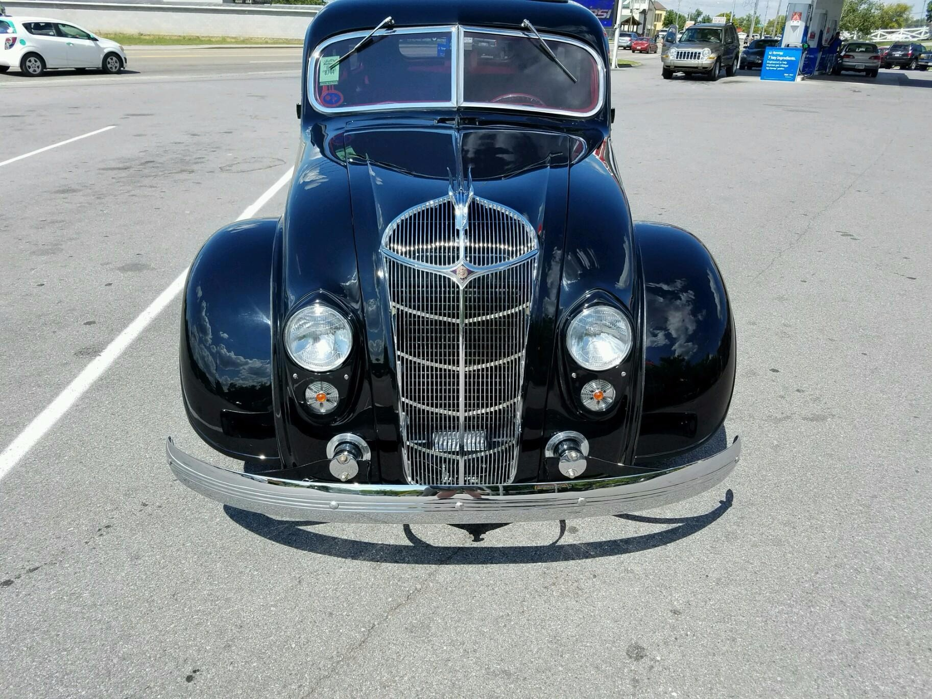 Used 1935 Chrysler Imperial Airlfow