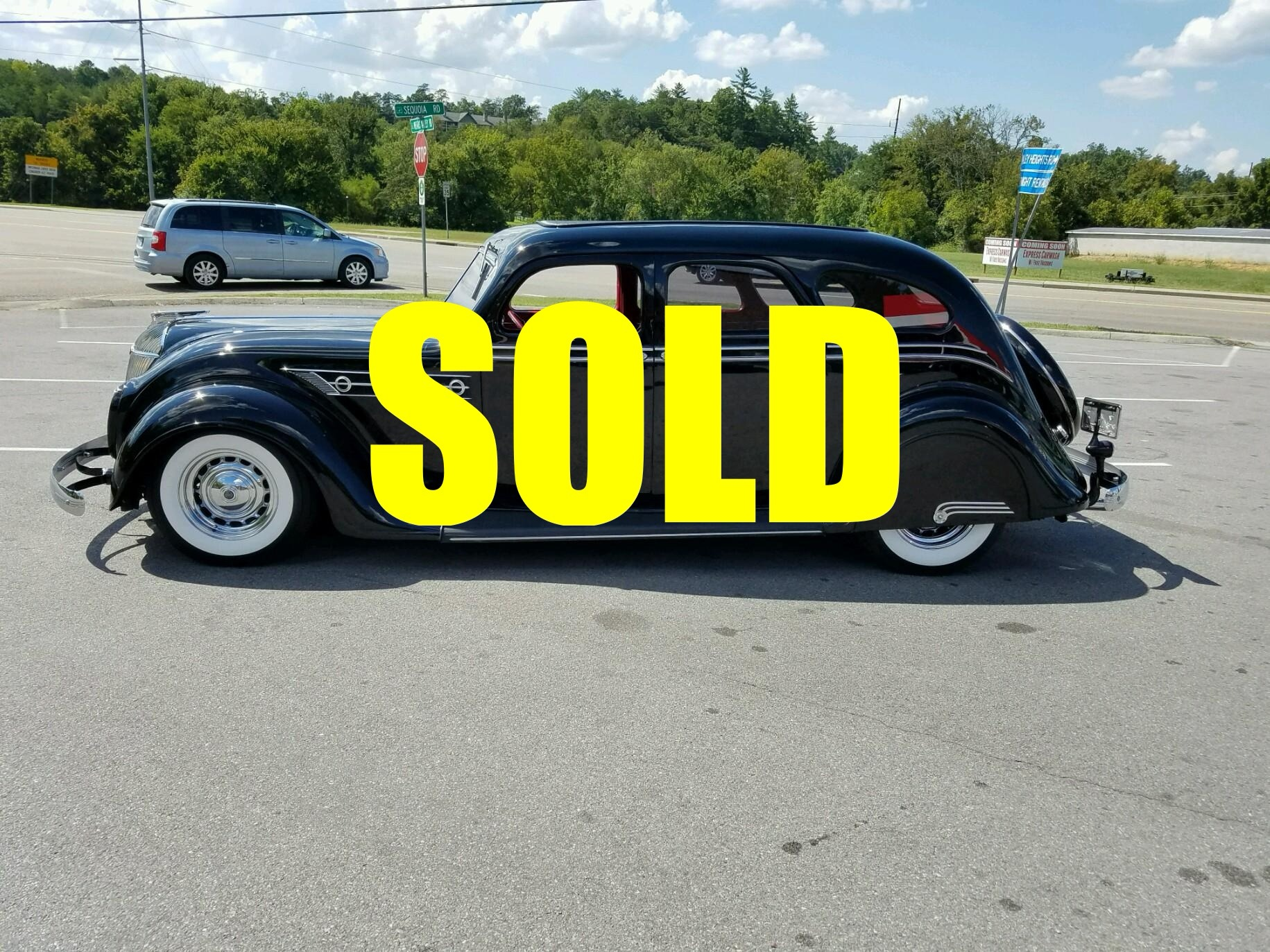 Used 1935 Chrysler Imperial Airlfow  49 , For Sale $87000, Call Us: (704) 996-3735