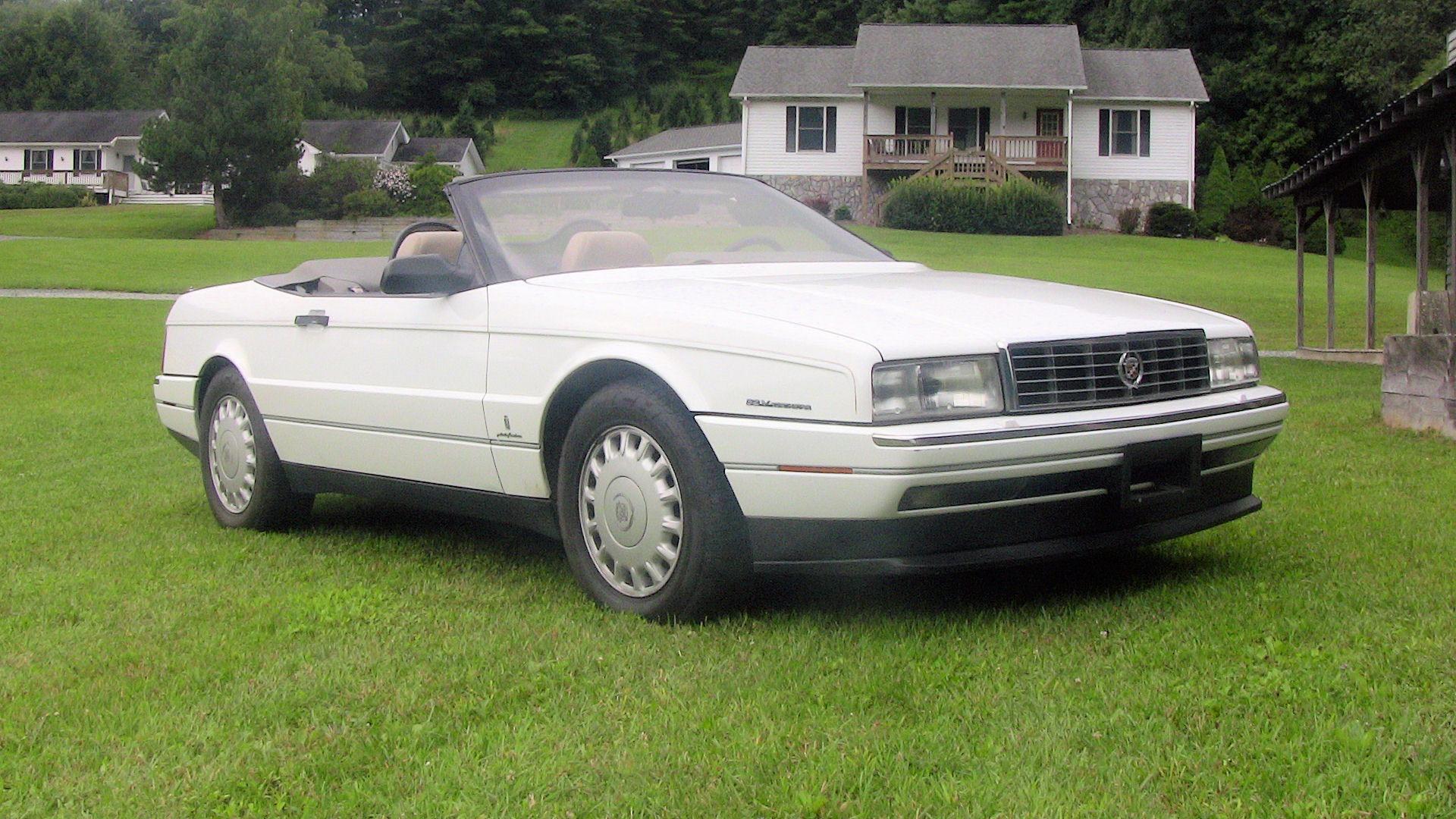 Used 1993 Cadillac Allante Convertible