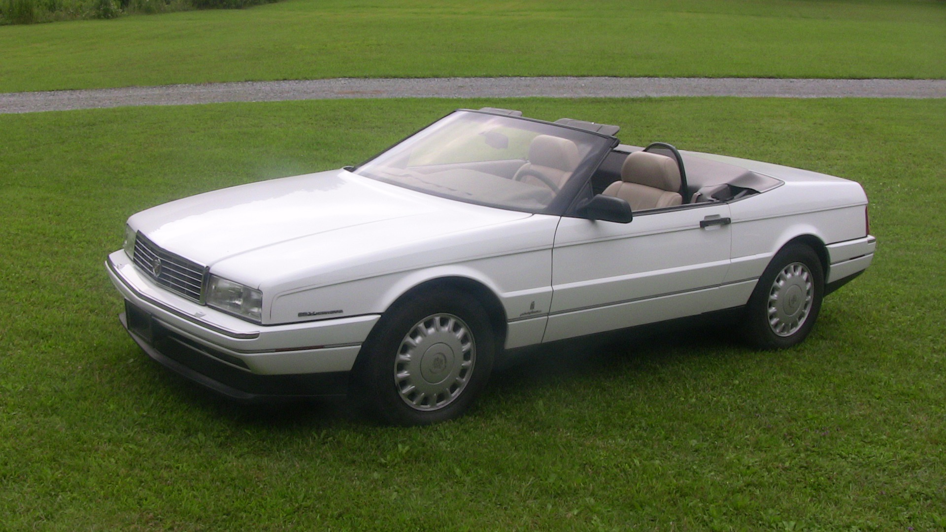 Used 1993 Cadillac Allante Convertible 51 , For Sale $10500, Call Us: (704) 996-3735