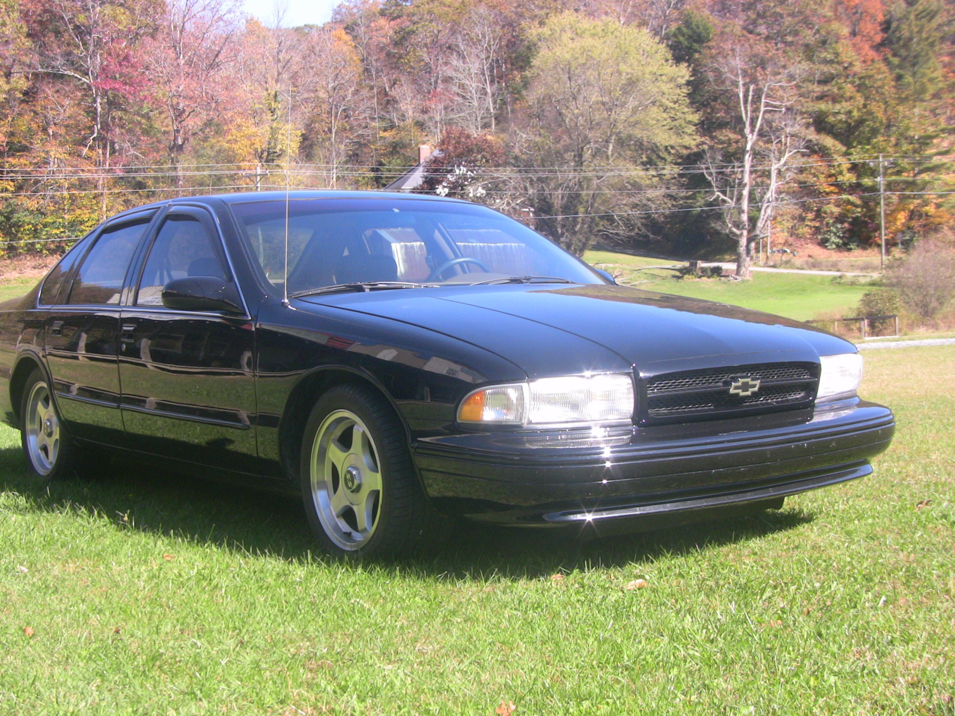 used 1995 chevrolet caprice ss for sale 10 700 classic lady motors stock a146 used 1995 chevrolet caprice ss for sale