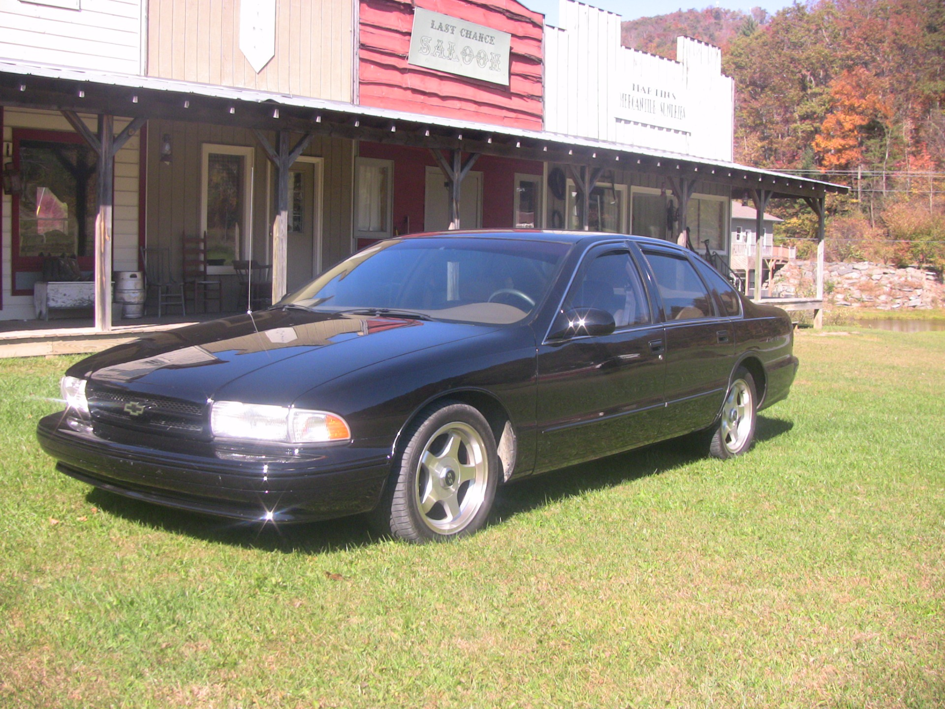 Used 1995 Chevrolet Caprice SS For Sale ($10,700) | Classic