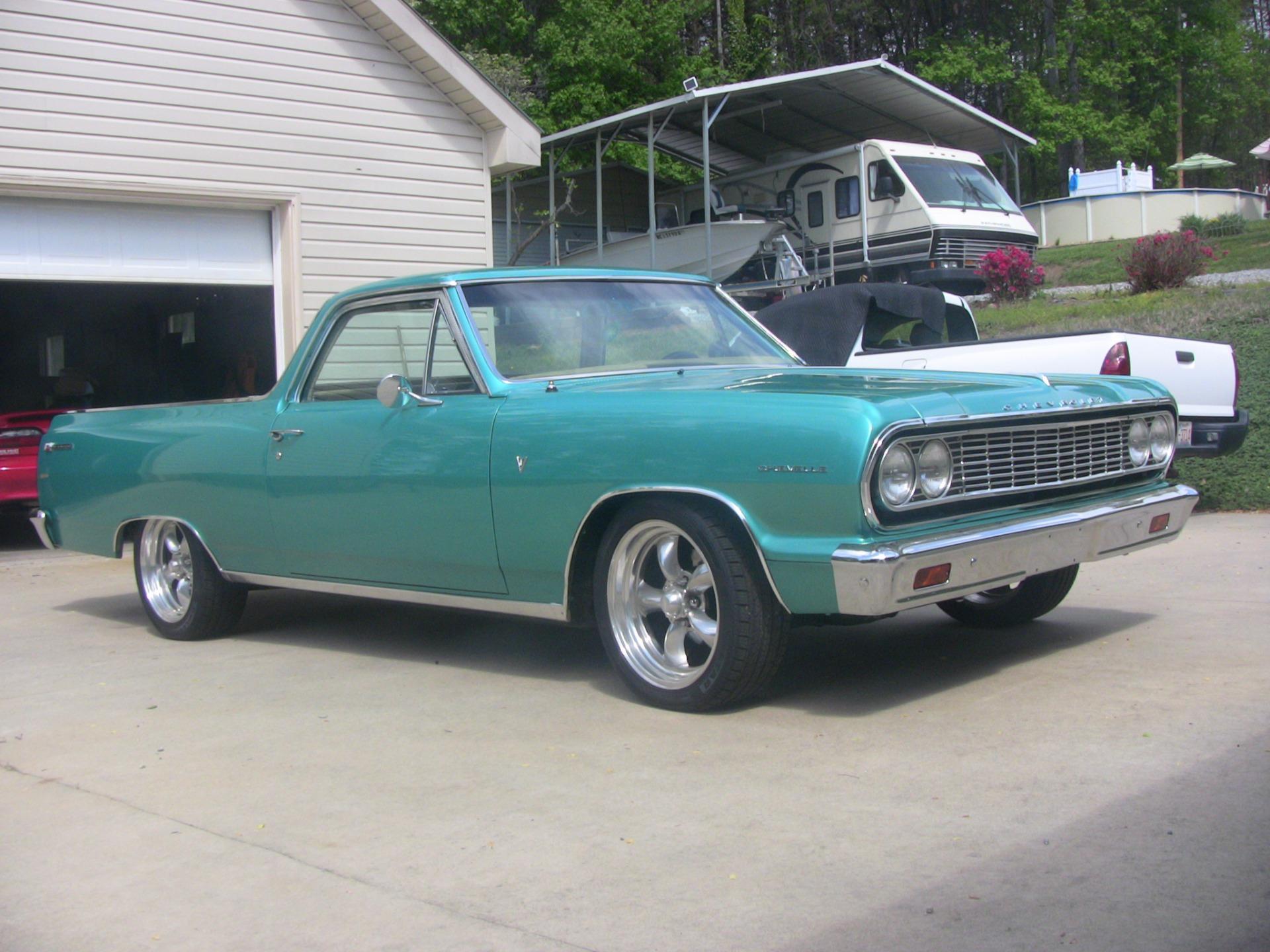 New 1964 Chevrolet El Camino