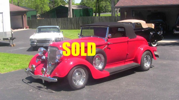 1934 Plymouth PE  For Sale $59900