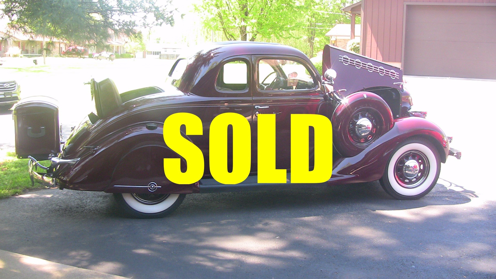 Used 1935 Plymouth PG Deluxe  65 , For Sale $42500, Call Us: (704) 996-3735