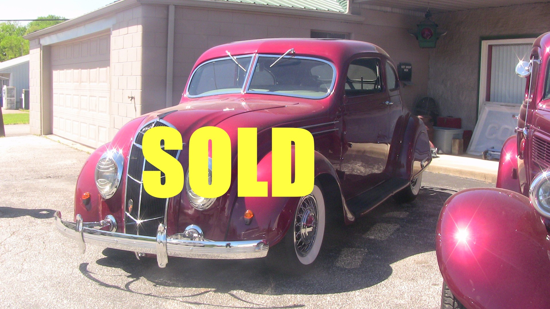 Used 1935 DeSoto Airflow  66 , For Sale $0, Call Us: (704) 996-3735