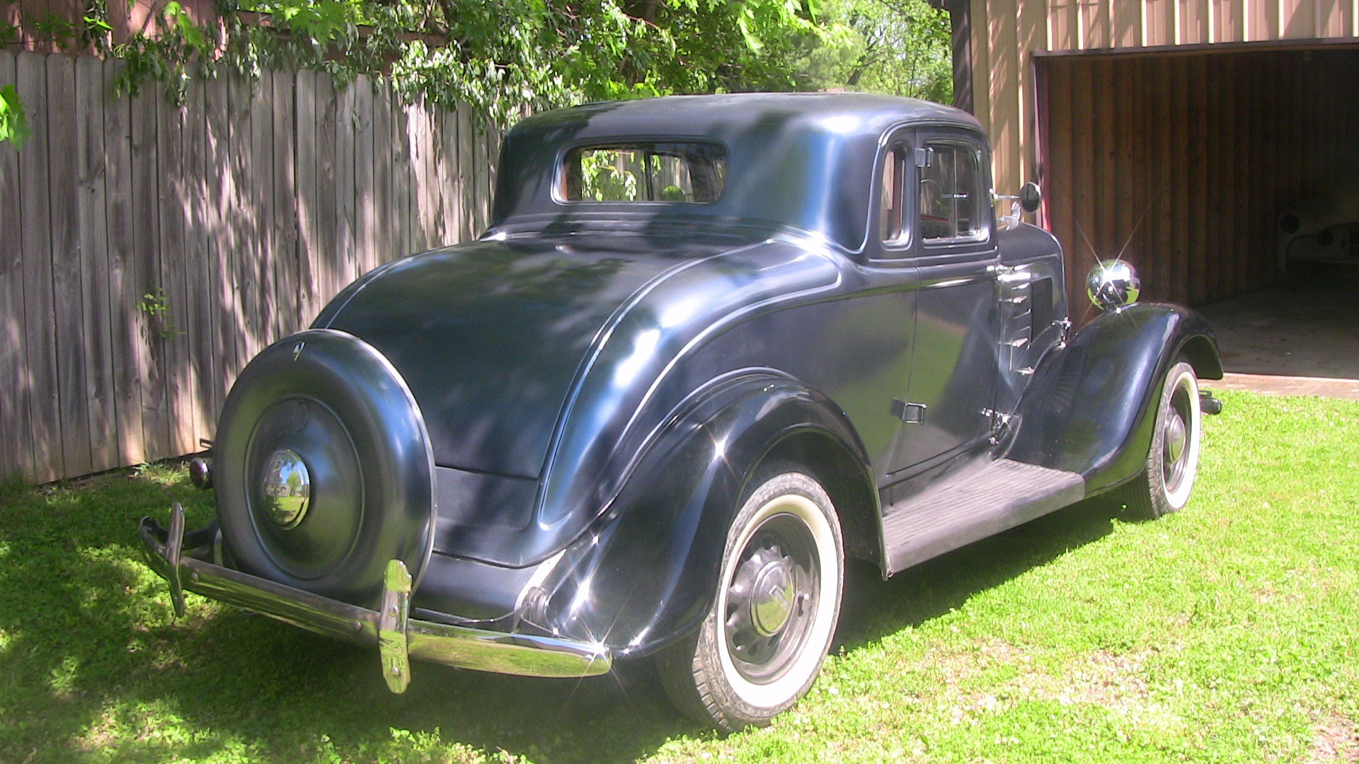 Used 1934 Plymouth PE