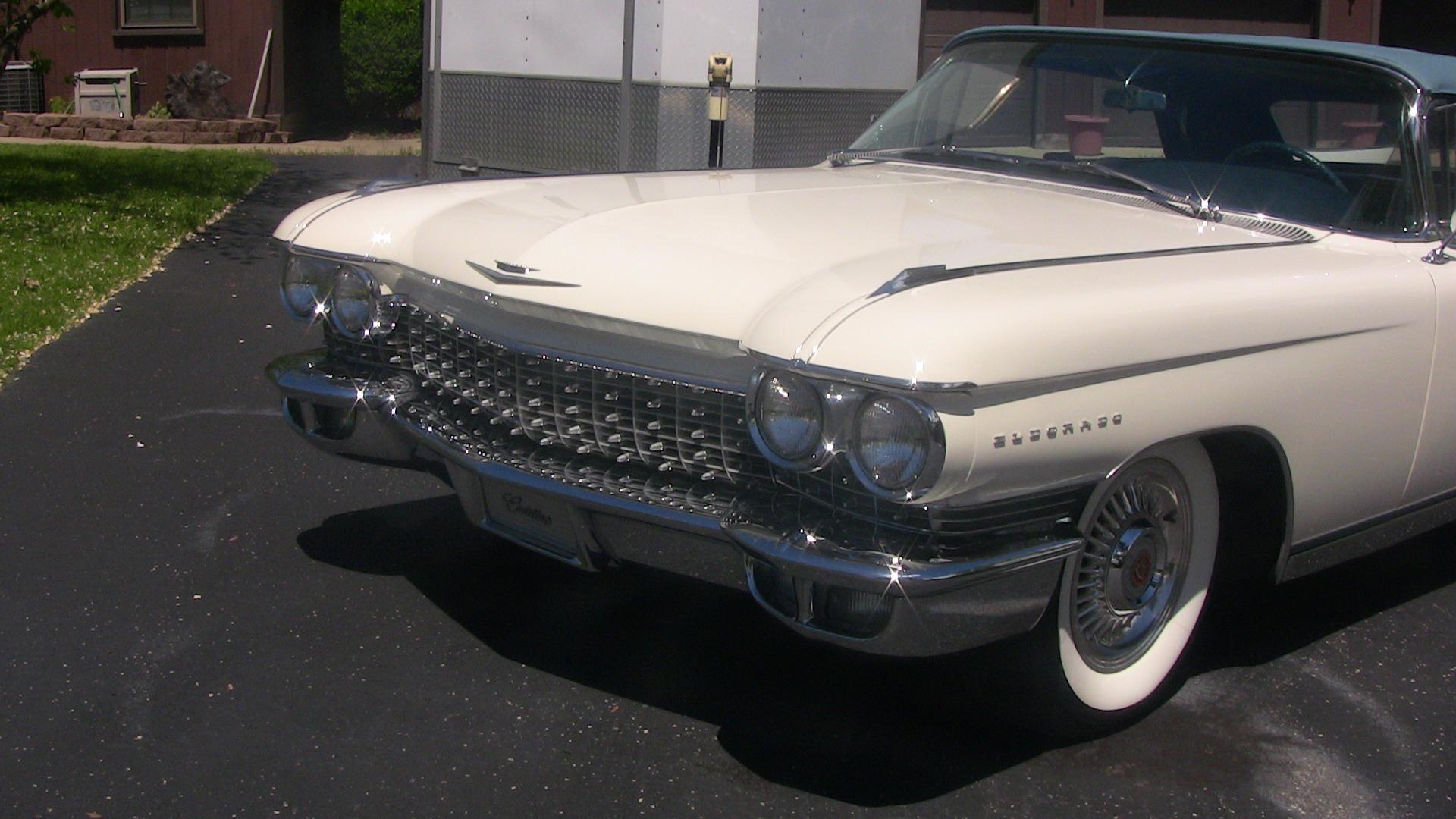 Used 1960 Cadillac Eldorado Biarritz