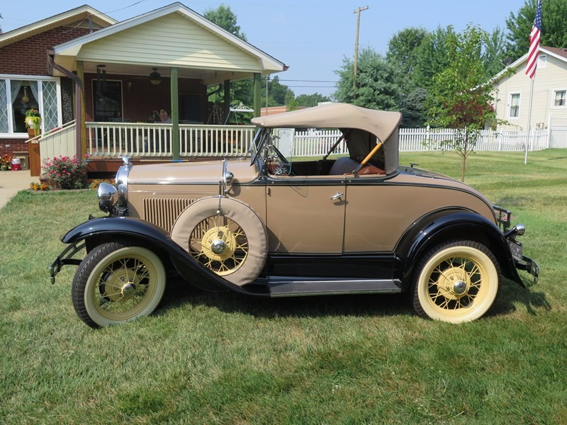 Used 1930 Ford Model A  7 , For Sale $31500, Call Us: (704) 996-3735