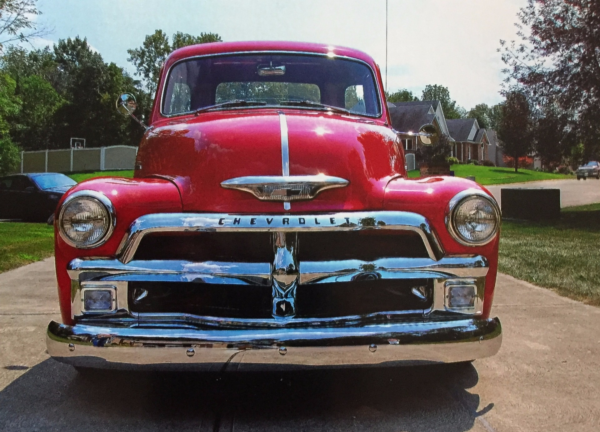 Used 1954 Chevrolet Half Ton