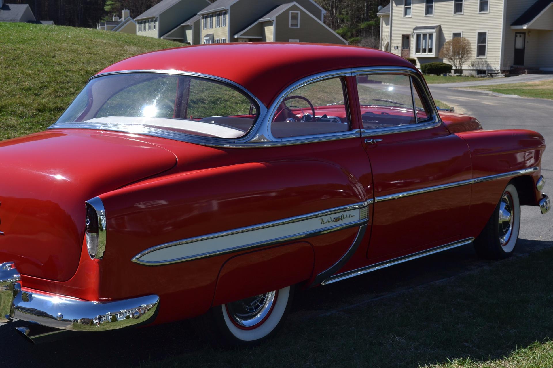 Used 1954 Chevrolet Bel Air