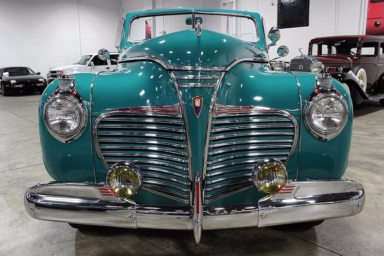 Used 1941 Plymouth P12 Special Deluxe