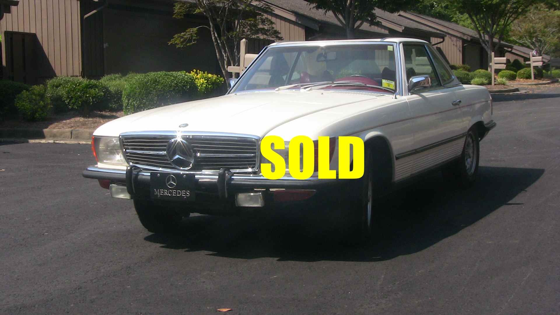 Used 1973 Mercedes Benz 450 SL  79 , For Sale $15500, Call Us: (704) 996-3735