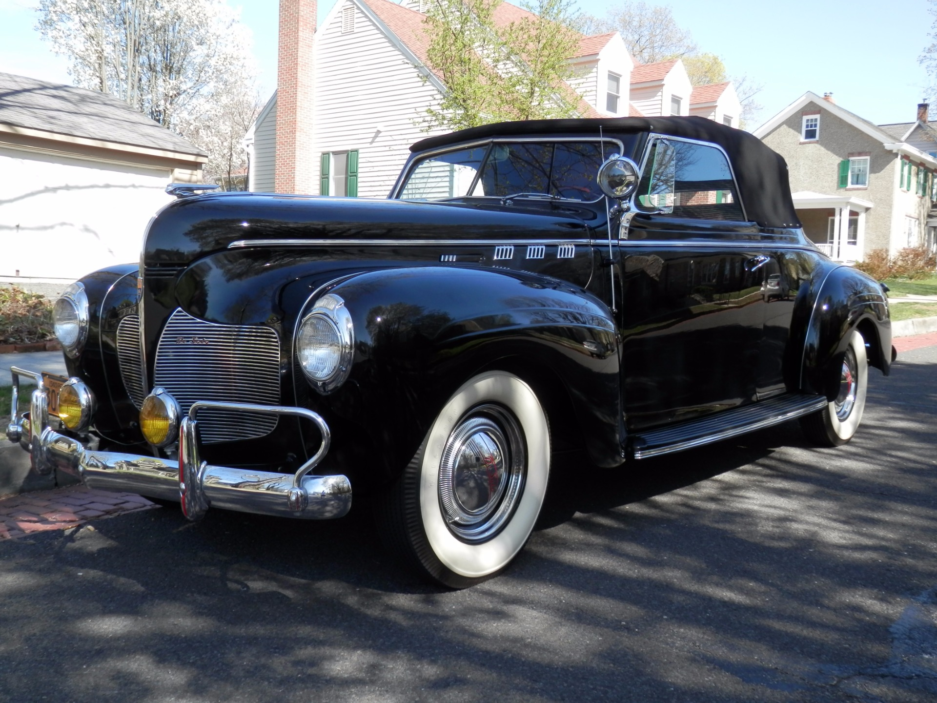 Used 1940 DeSoto Convertible  80 , For Sale $64000, Call Us: (704) 996-3735