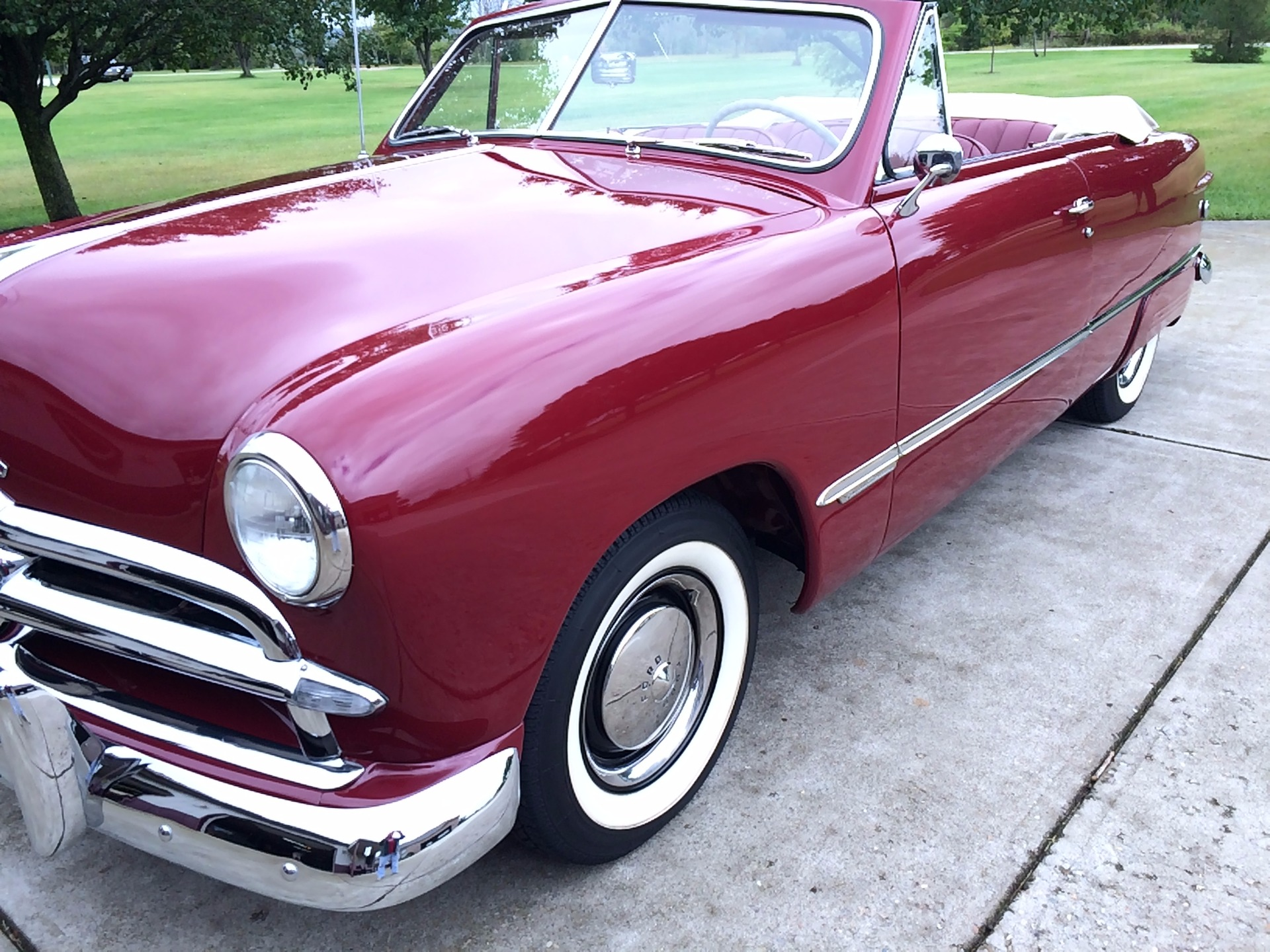 Used 1949 Ford Deluxe Convertible