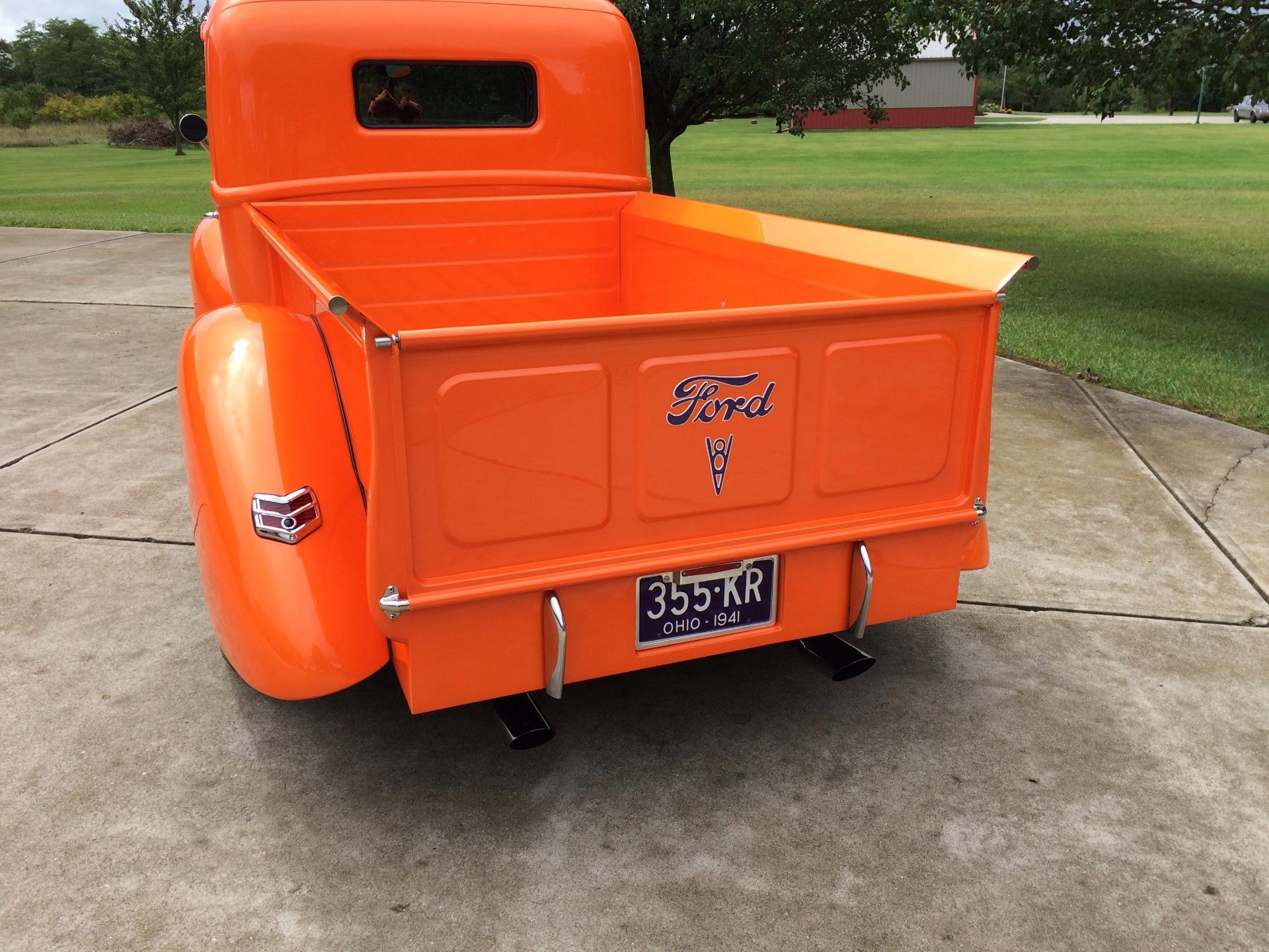 Used 1941 Ford Half Ton Pickup