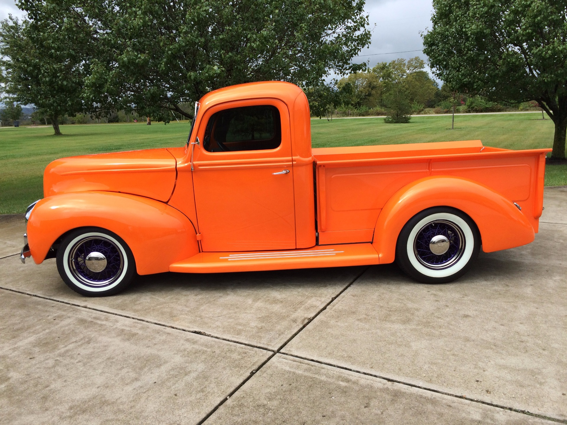 Used 1941 Ford Half Ton Pickup  82 , For Sale $37900, Call Us: (704) 996-3735
