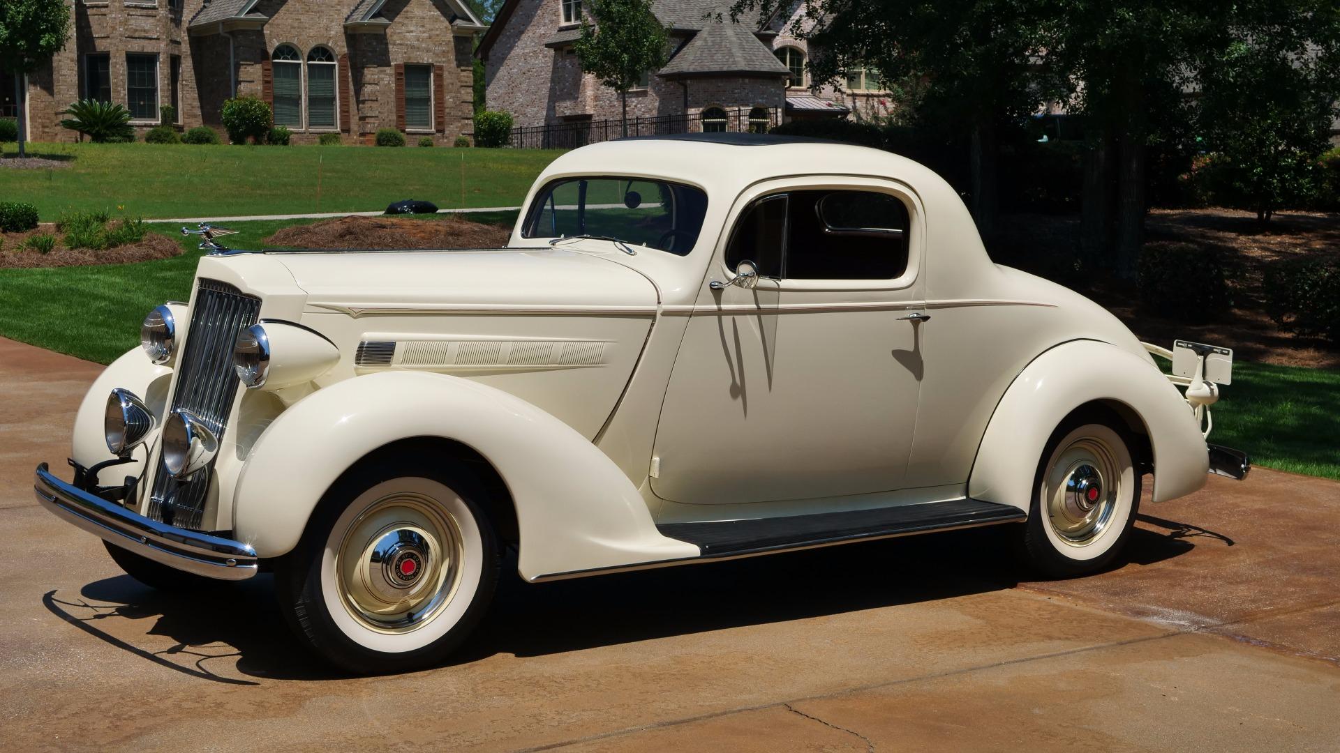 Used 1936 Packard 120 B