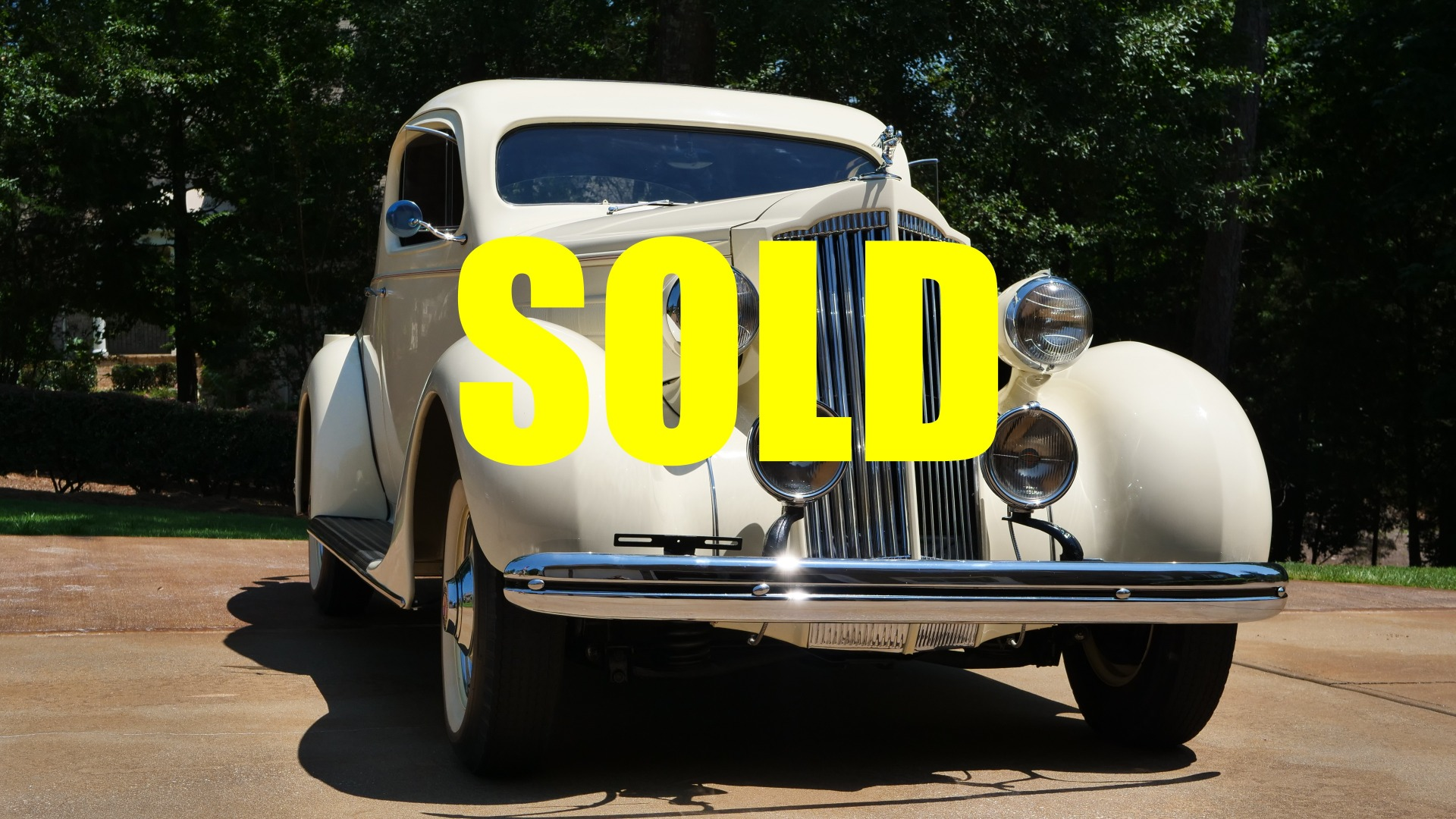 Used 1936 Packard 120 B  83 , For Sale $44000, Call Us: (704) 996-3735