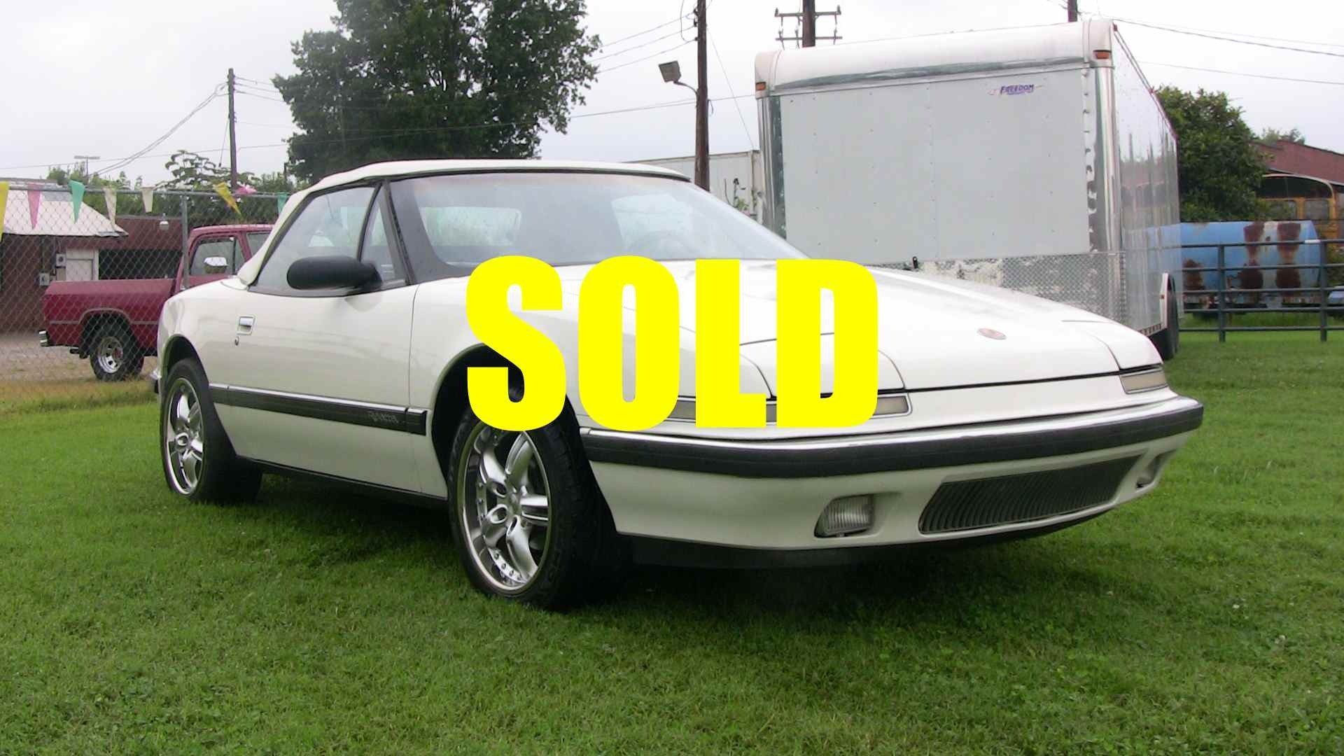Used 1990 Buick Reatta  85 , For Sale $4700, Call Us: (704) 996-3735