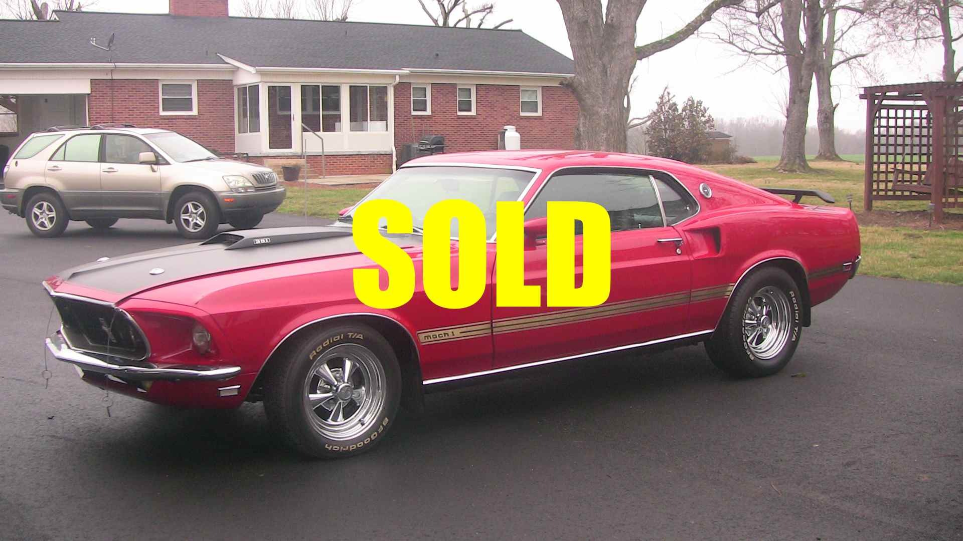 Used 1969 Ford Mustang Mach I 86 , For Sale $42500, Call Us: (704) 996-3735