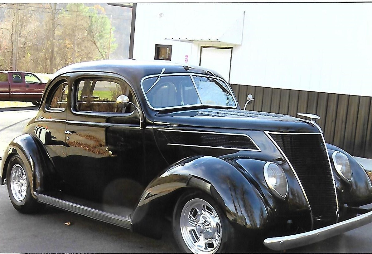 Used 1937 Ford Club Coupe