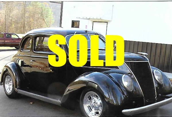 1937 Ford Club Coupe  For Sale $55000