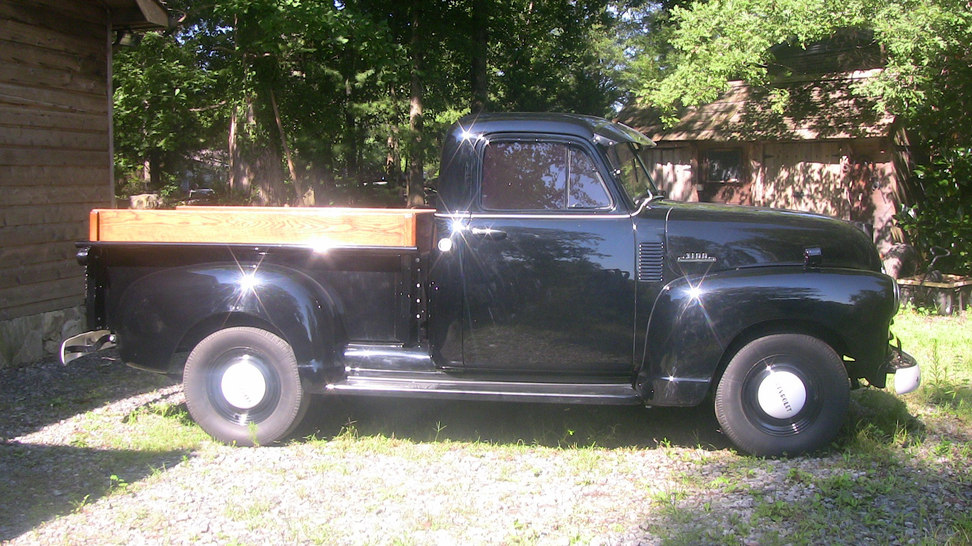 Used 1953 Chevrolet 3100  91 , For Sale $35500, Call Us: (704) 996-3735