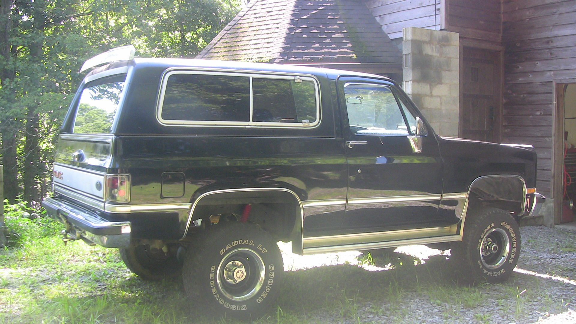 Used 1986 GMC Jimmy