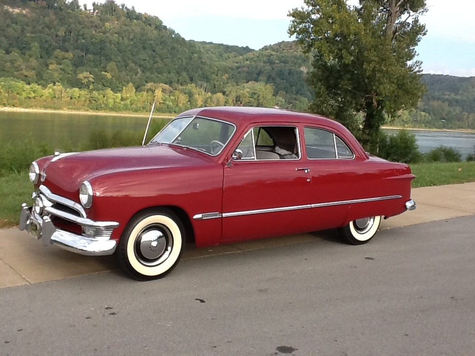 Used 1950 Ford Custom Deluxe