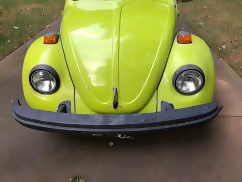 Used 1974 Volkswagen Beetle Love Bug