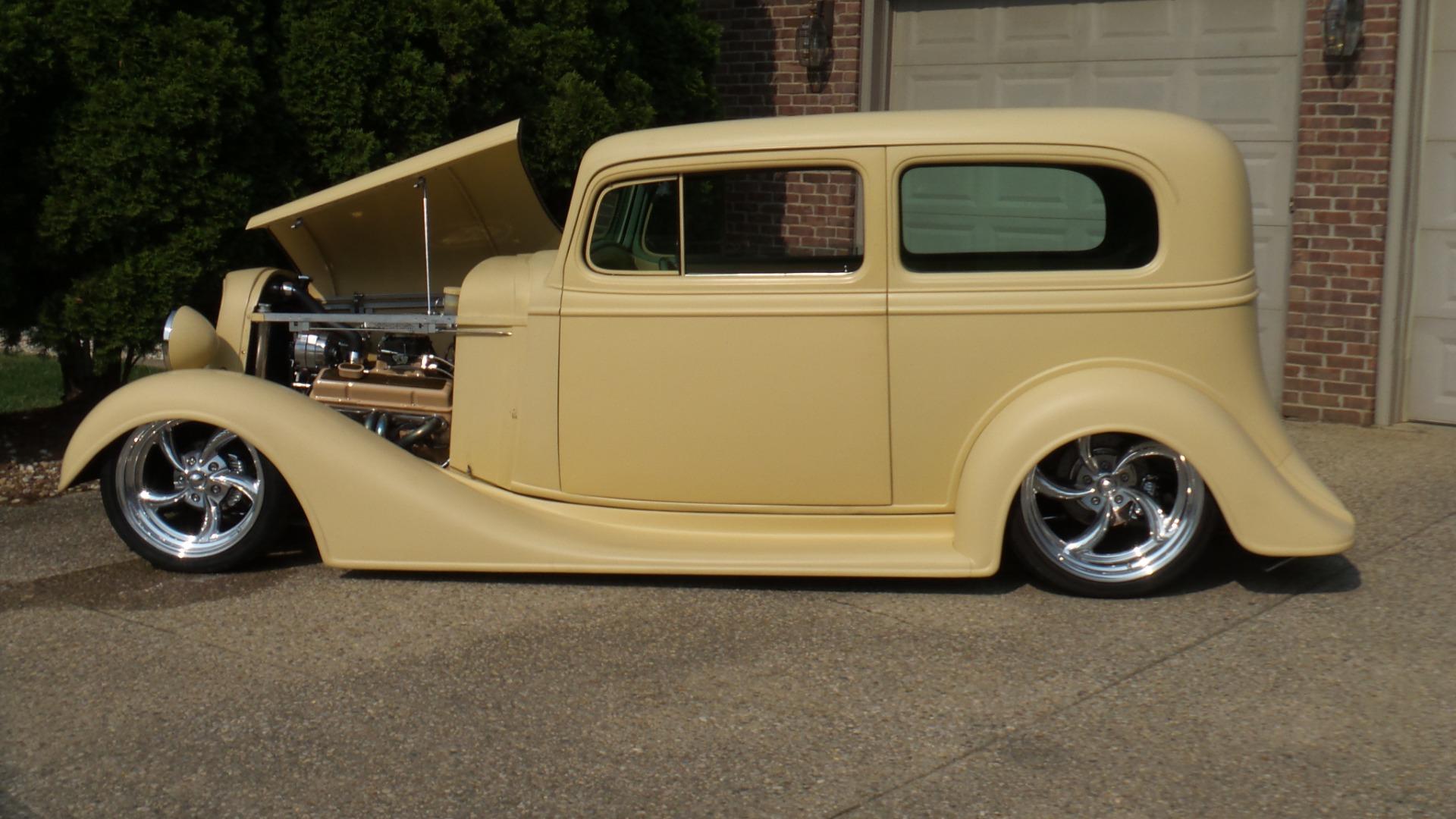 Used 1934 Chevrolet Sedan