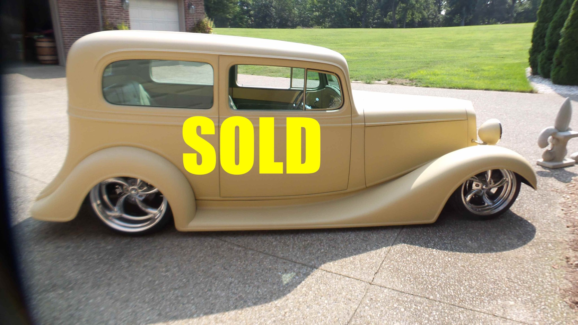 Used 1934 Chevrolet Sedan  97 , For Sale $55000, Call Us: (704) 996-3735