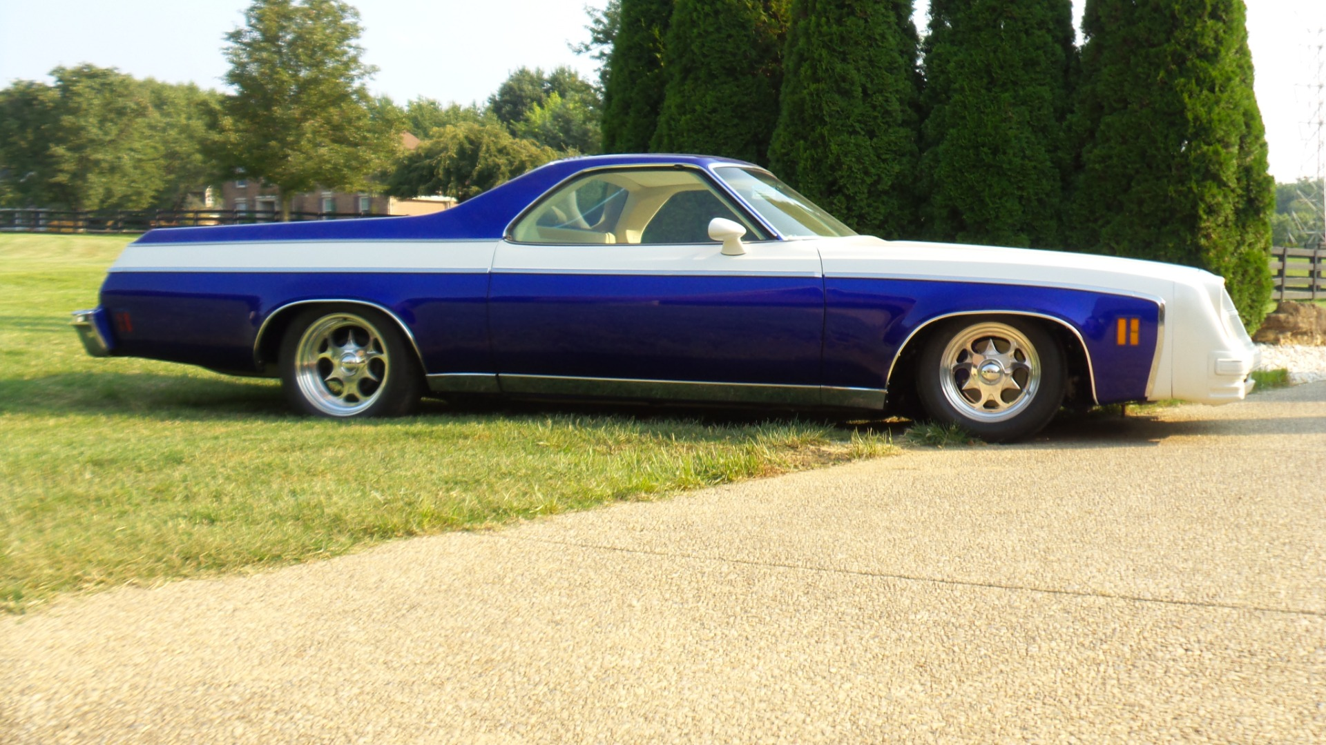 Used 1975 Chevrolet El Camino