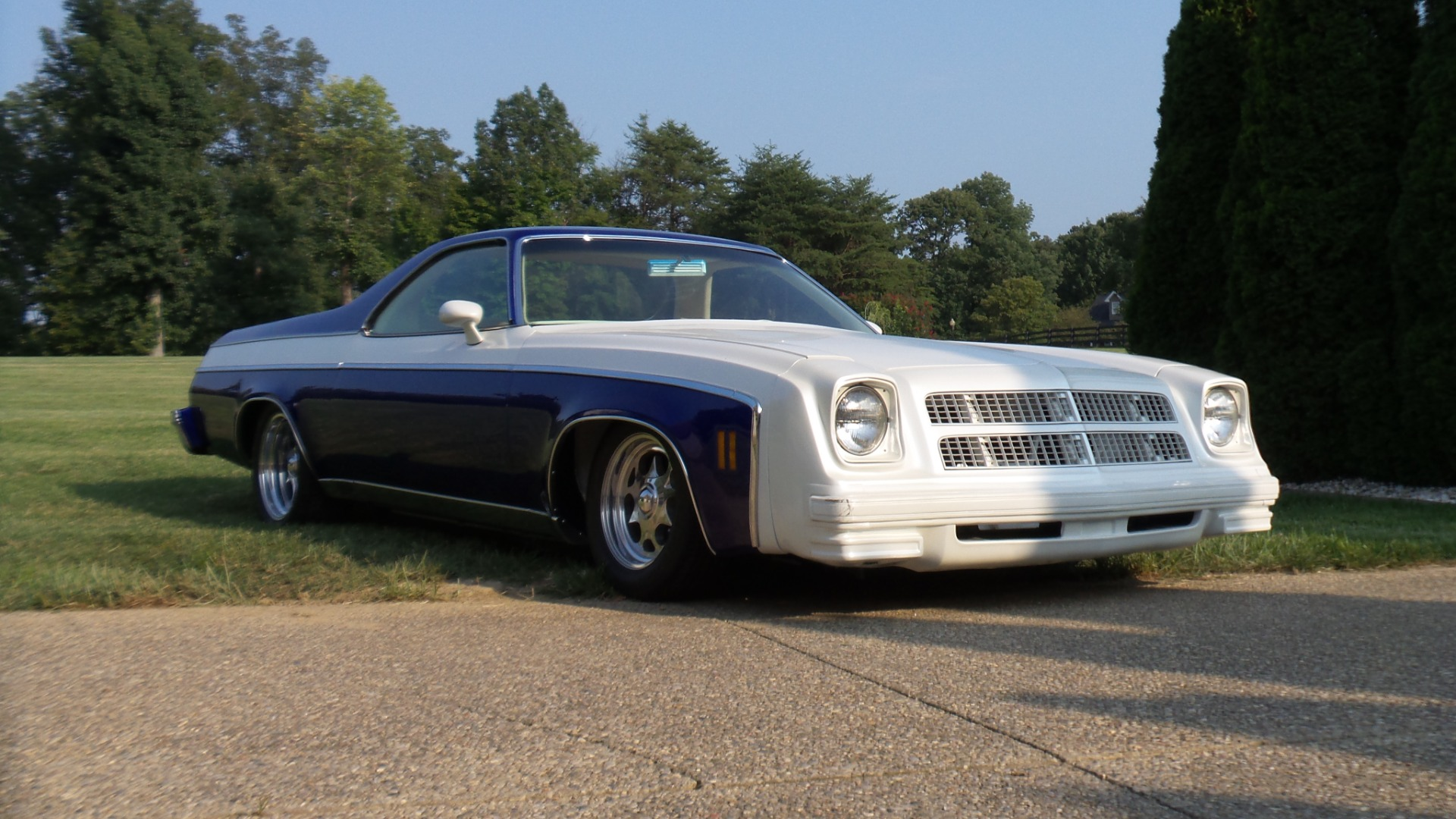 Used 1975 Chevrolet El Camino  99 , For Sale $17000, Call Us: (704) 996-3735